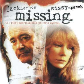 Desaparecido (1982): Ainda é uma crítica atual.