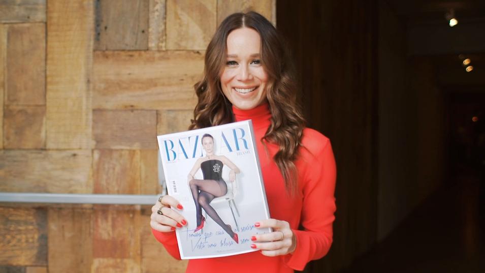 Harper's Bazaar | Hering + Mariana Ximenes