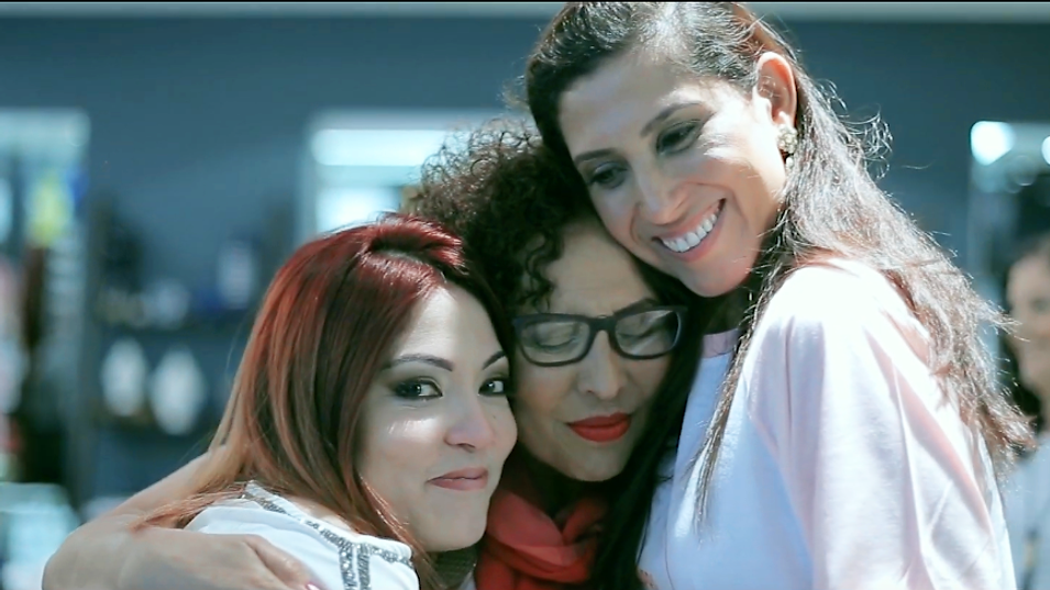 Ana Capri - Campanha Toque de Amor