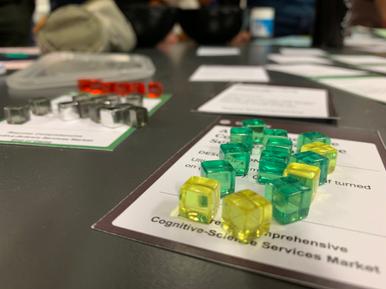 Scenario planning game