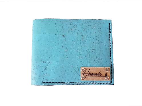 PORTEFEUILLES ROLLON - Bleu turquoise