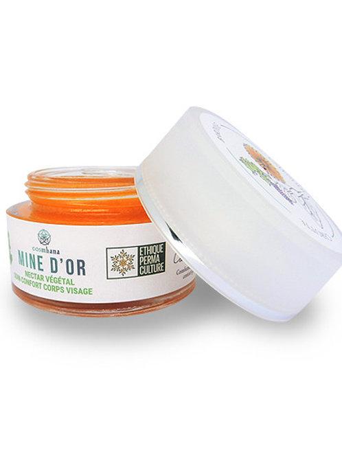 MINE D'OR, 50 ml- PEAU MIXTE, GRASSE, SUJETTE AUX IMPERFECTIONS