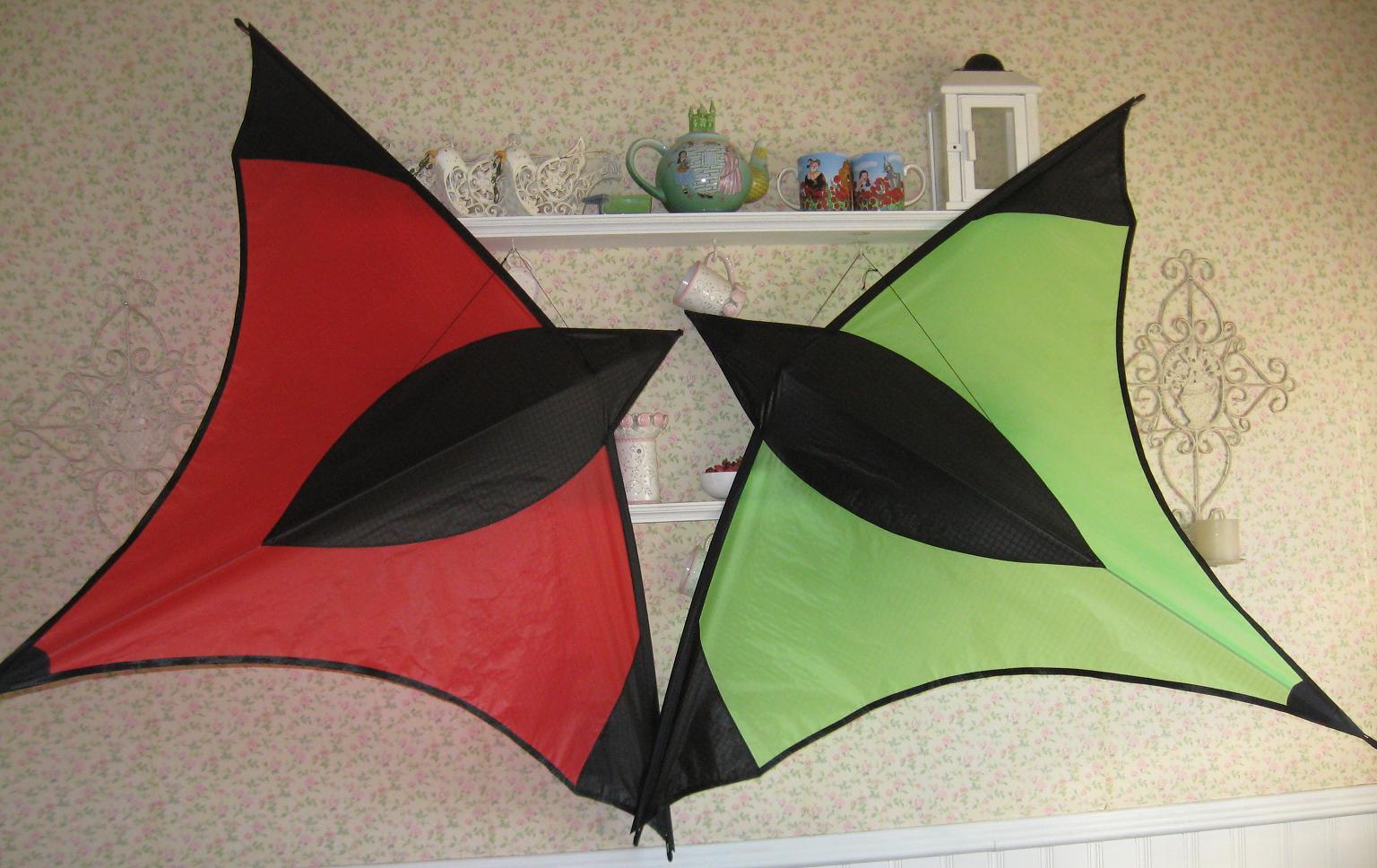 Mc Bird kites