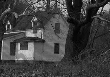 A haunted house in Longneck, Delaware
