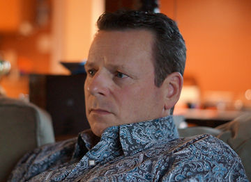 Delaware Paranormal Research Group Investigator, Brian