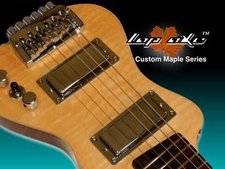 New EX Custom Maple Top Axes