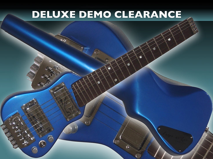 Deluxe Blue Metallic Chrome #DLXMTBC-44