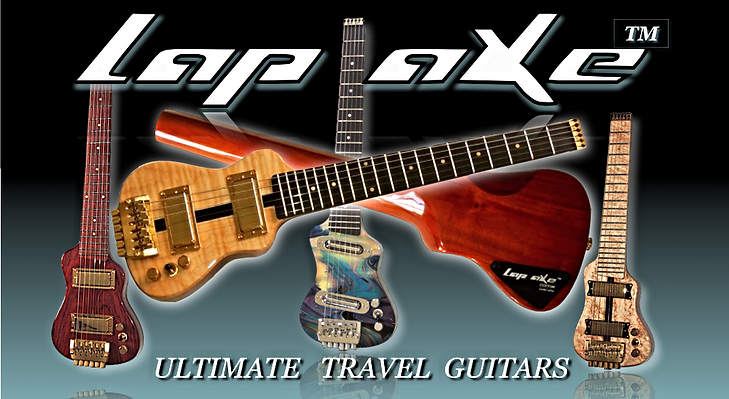 travel guitar for sale by Lap axe