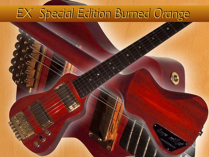 EXMH Burned Orange Special Edition-#EXSE-22