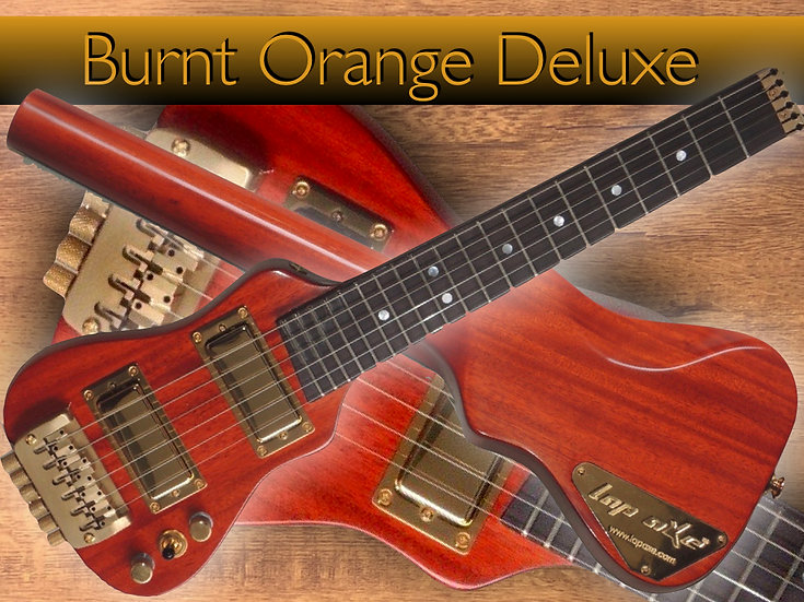Deluxe Burnt Orange DXSE-25
