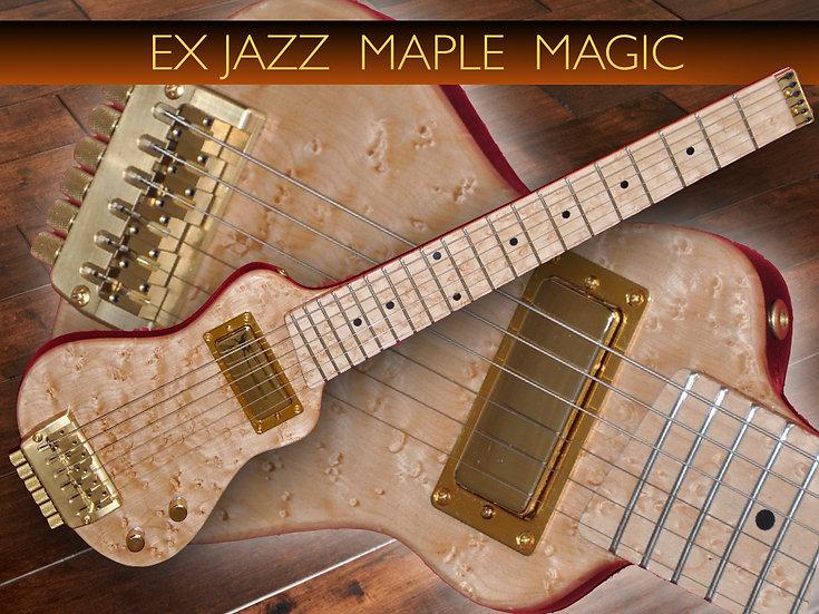 EX-JAZZ Maple Magic Gold #EXJMP-33