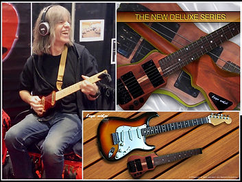 Mike Stern electric travel guitar review