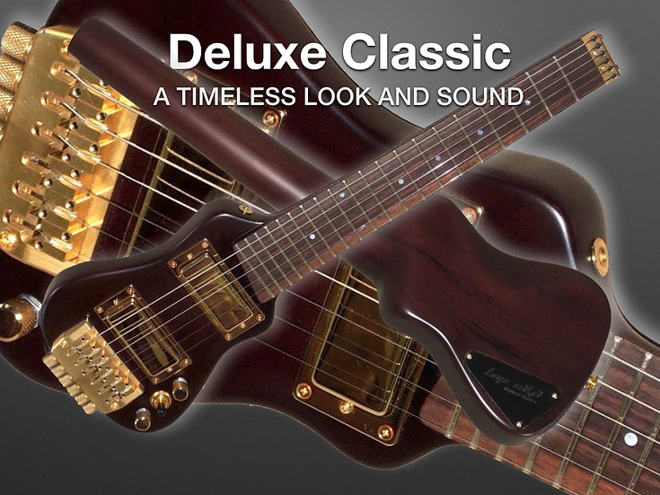 Deluxe Natural Gloss Gold #DX005