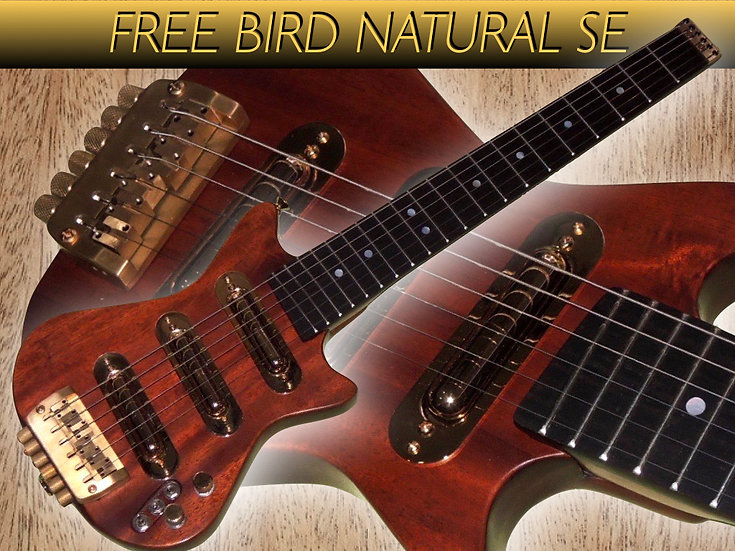 Free Bird EX Natural #FBLPN-51