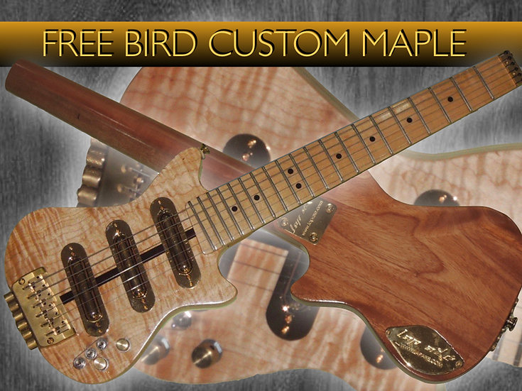 Free Bird EX Maple Custom  #FBCMP-102LP
