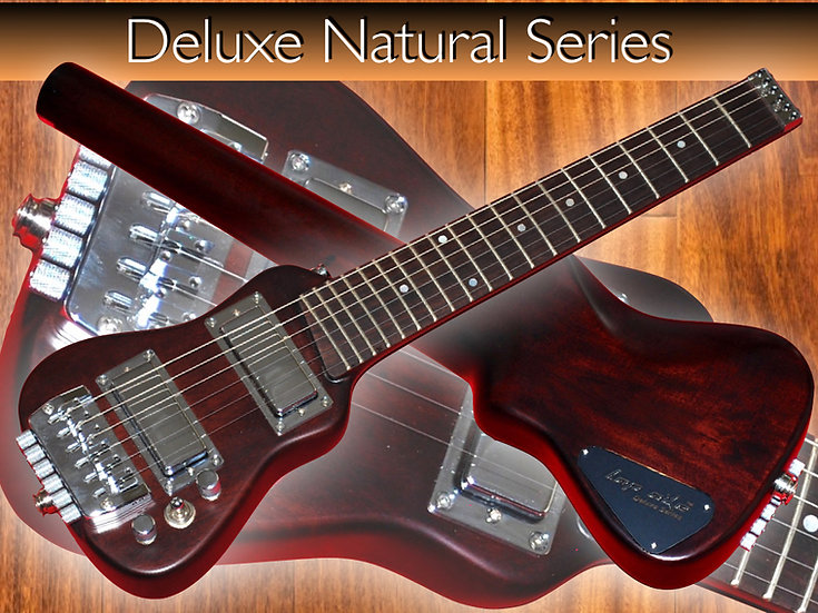 Deluxe Natural Gloss Chrome #DX006