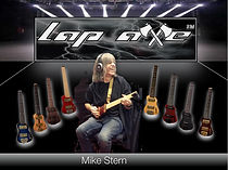 Mike Stern review of Lap axe travel guitars