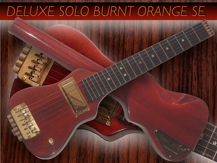 Deluxe Solo Burnt Orange DXSO-10SE