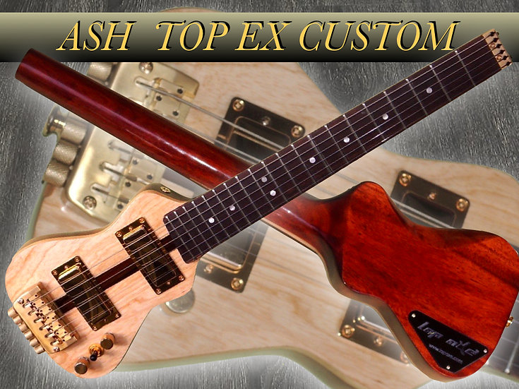 EX Custom Ash Top #EXCMH-99