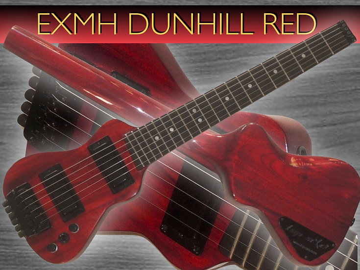 EXMH Dunhil BLK #EXMHDH-201