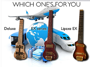 Which travel Guitar is best for airline travel