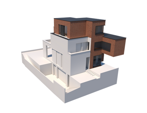 Podfuscak Residence Extension Concept