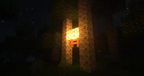 Photorealistic Minecraft texturepack showcase 4
