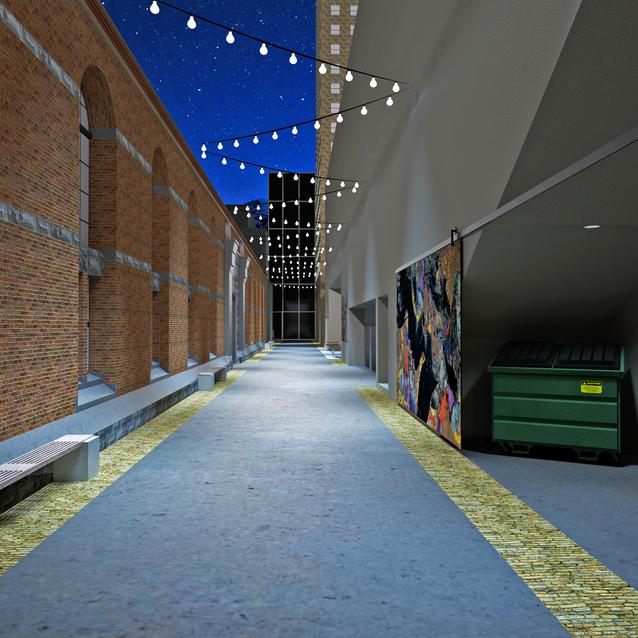 Alley Rejuvenation - Windsor
