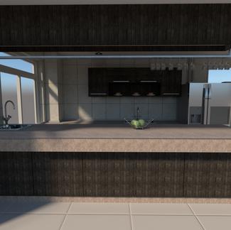 Kitchen Light Experiment