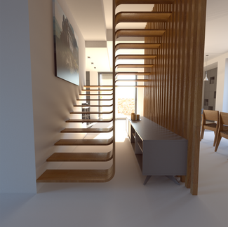 Stairs Design Concept