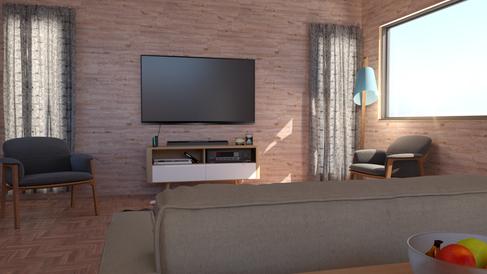 Cozy Cabin Design