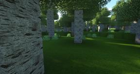 Photorealistic Minecraft texturepack showcase 3