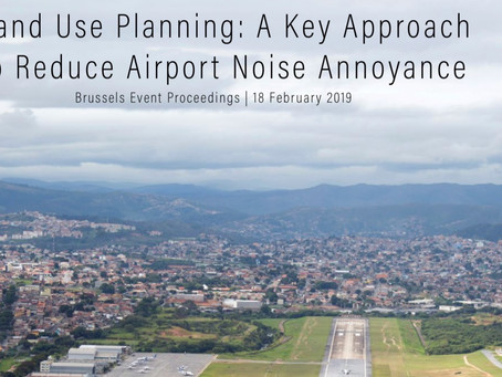 New ANIMA publication – Land Use Planning: A Key Approach to Reduce Airport Noise Annoyance