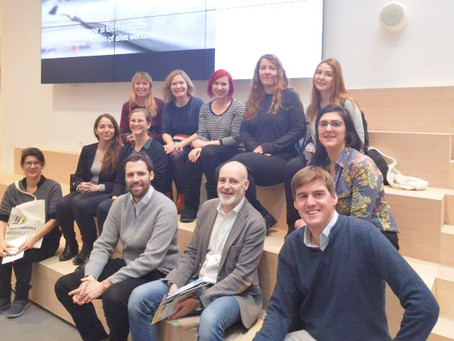 2nd DREAAM transnational meeting: finding solutions for both employers and jobseekers