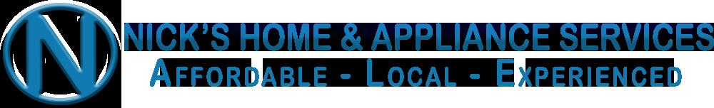 Rocklin Area Appliance Repair Nick S Home Amp Appliance