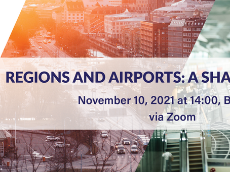 Regions and Airports: a Shared Recovery