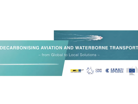 Webinar on Decarbonising Aviation and Waterborne Transport