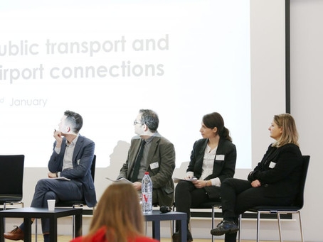 Smart and low carbon mobility: crucial for achieving climate goals, decarbonising airports