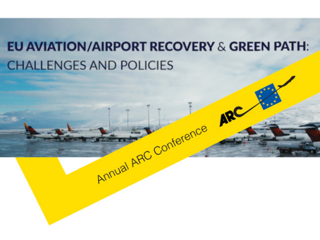 ARC Assembly and Webinar on EU Aviation and Airport Recovery & Green Path: Challenges and Policies