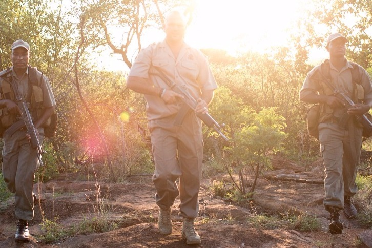 Armed Anti Poaching Teams