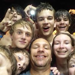 High School Selfie