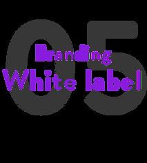 branding white label design