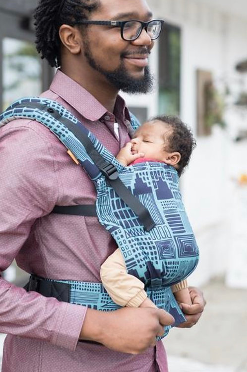 HIRE Tula Free To Grow Baby Carrier  'Cityscape'