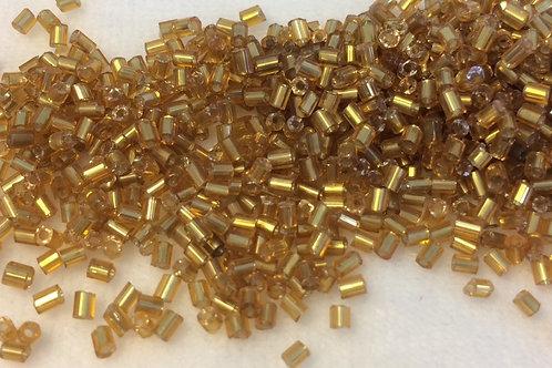 AP0019 gold, kleine Stiftperlen