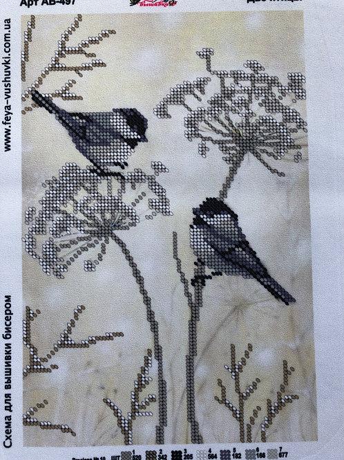 AB-497 2 Vögel