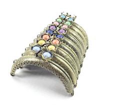 Clipverschluss m. Perlen