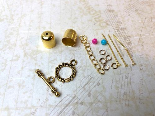 APz01 Zubehör für Armband (gold)