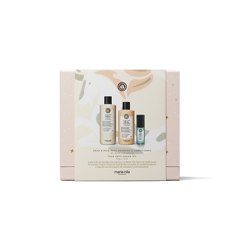 Maria Nila HOLIDAY BOX inkl. Soft Argan Öl 30ml