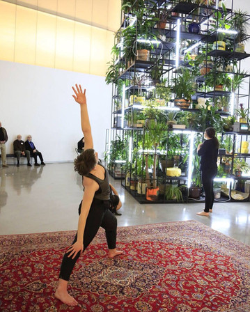 Provocations: Rashid Johnson Performance at the Institute for Contemprary Art at VCU