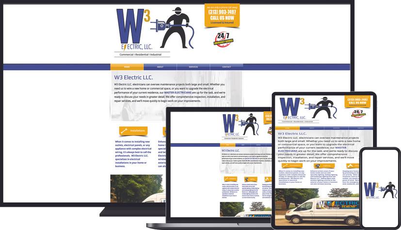 W3 Electric LLC.